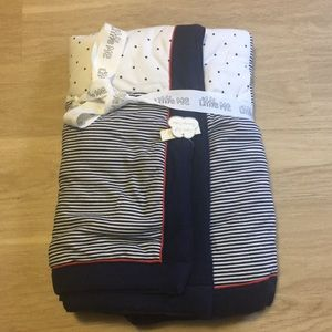 Plush infant / toddler blanket